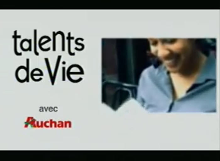 PROG. COURT TV – AUCHAN Talent de Vie
