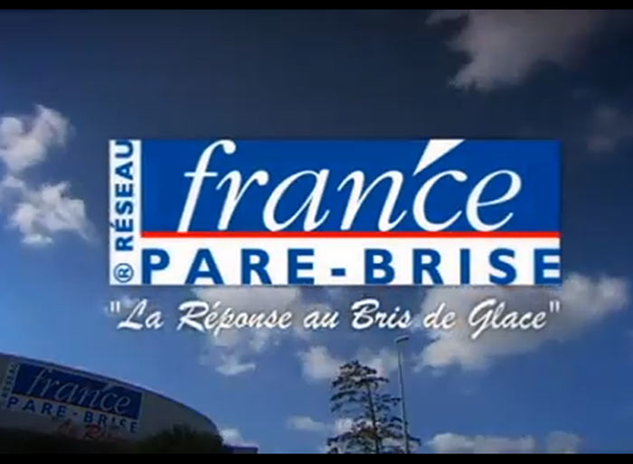 FILM INSTITUTIONNEL FRANCE PARE BRISE