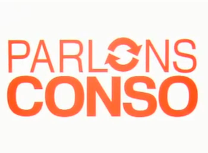 PROG. COURT TV – MARQUE REPERE – PARLONS CONSO