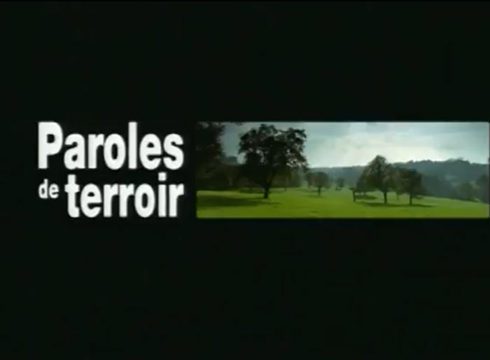 PROG. COURT TV PAROLES DE TERROIR